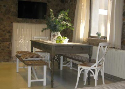 Kitchen - Dining/Living Room - La Païssa