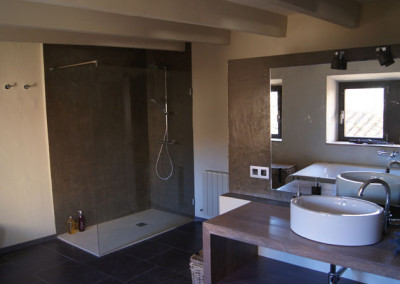Bathroom Main Suite El Graner